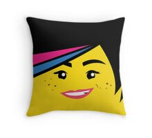 Wyldstyle Throw Pillow