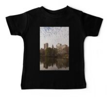 Central Park Glamorous Apartment Buildings - Manhattan, Upper West Side Baby Tee