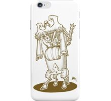 Travithik's Wandering Theatre iPhone Case/Skin