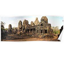 Angkor temple Poster