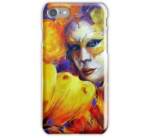 The butterly Mask iPhone Case/Skin