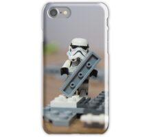 Troop Trouble iPhone Case/Skin
