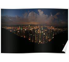 Hong-Kong Poster