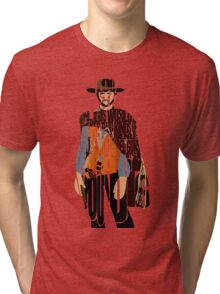 Blondie - The Good, The Bad and The Ugly Tri-blend T-Shirt