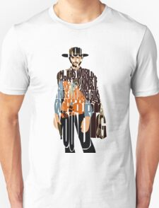 Blondie - The Good, The Bad and The Ugly Unisex T-Shirt