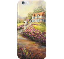 The small cottage iPhone Case/Skin