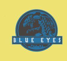 Blue Eyes  White Jurassic Dragon  Kids Clothes