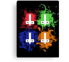 Rage of the Champions Canvas Print
