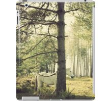 In the forest iPad Case/Skin