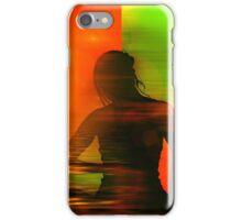 Yoga meditation iPhone Case/Skin
