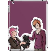 Tonks, Remus, Puppy iPad Case/Skin