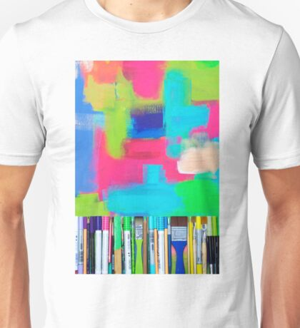 Real Weapons Of Mass Creation Unisex T-Shirt