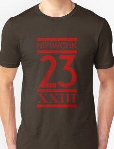 Network 23 Distressed Unisex T-Shirt