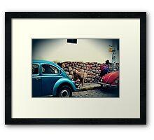 Peru Framed Print