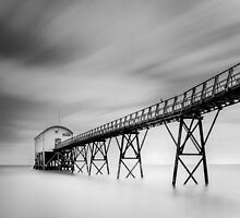"""RNLI Selsey Lifeboat Station"" by fernblacker"