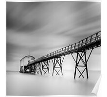 """RNLI Selsey Lifeboat Station"" Poster"