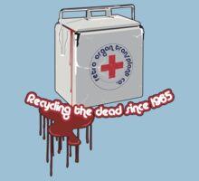 Retro Organ Transplant Co. by Siegeworks .