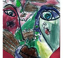Primary Impression by Rebecca Hansen