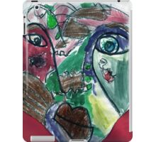 Primary Impression iPad Case/Skin