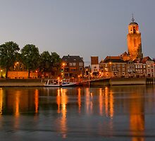 Deventer Skyline by Niek Broens