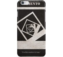 Memento iPhone Case/Skin
