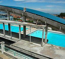 pool podium by bayu harsa