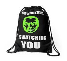 NSA - Big Brother is Watching You Drawstring Bag