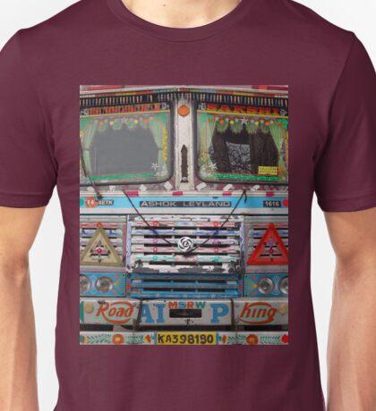 Mumbai Truck Unisex T-Shirt