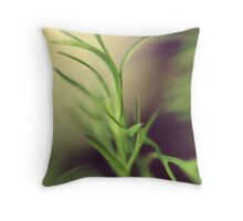 Cardinal Spine Throw Pillow