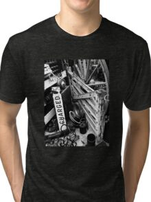 Charged & Waiting Tri-blend T-Shirt