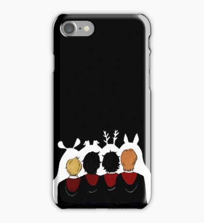 The Marauders Ears iPhone Case/Skin