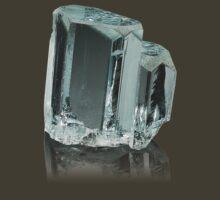 Beautiful Aquamarine Crystal by Rickmans