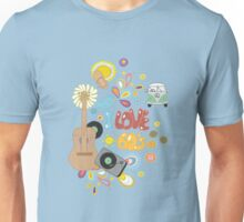 I Love the 60's Unisex T-Shirt