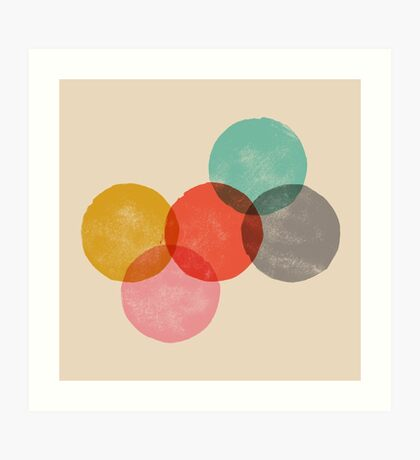 drops/2 Art Print