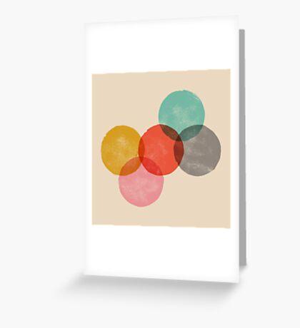 drops/2 Greeting Card