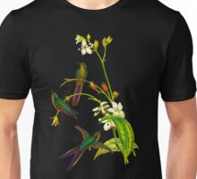 Purple Tailed Comets Unisex T-Shirt