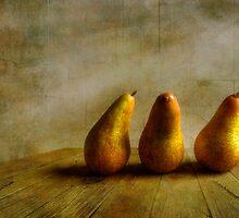 The golden trio by Veikko  Suikkanen