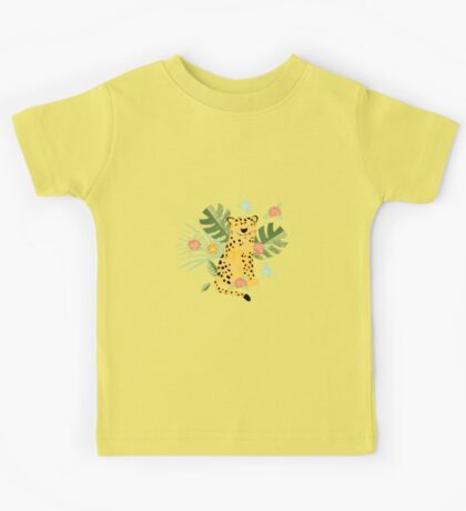 Jungle Adventure Kids Tee