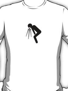 puke symbol T-Shirt