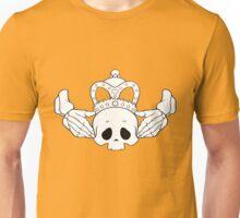 The Skladdagh - Part Skull Part Claddagh Unisex T-Shirt