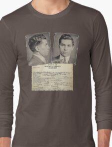Lucky Luciano Wrap Sheet Long Sleeve T-Shirt