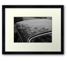 Light Line One Framed Print