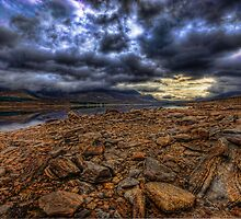 Fannich Boulder Field by Fraser Ross