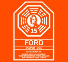 Candidate 15 - Ford (LOST) T-Shirt