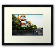 The House at Poo(h) Corner Framed Print