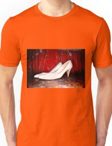Erotic art hot sex hot red Unisex T-Shirt