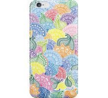 Whimsical Flowers iPhone Case/Skin