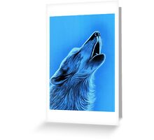 Call of the Wild Greeting Card