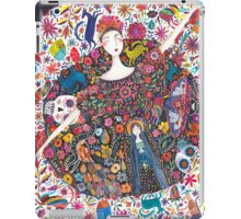 Imaginary journey – Mexico iPad Case/Skin