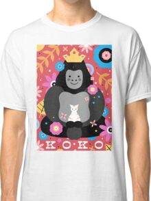 Koko the Gorilla  Classic T-Shirt